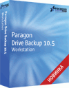 Paragon Drive Backup Box-art