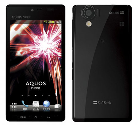 Смартфон Sharp Aquos Phone 102SH