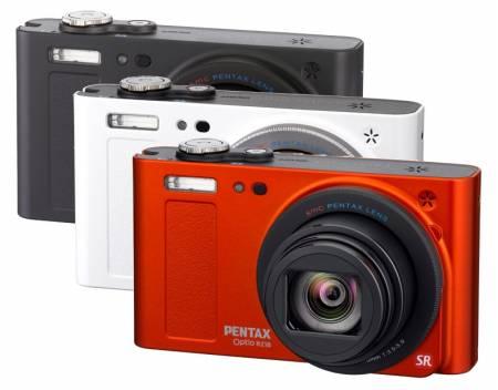 Компактная камера Pentax Optio RZ18