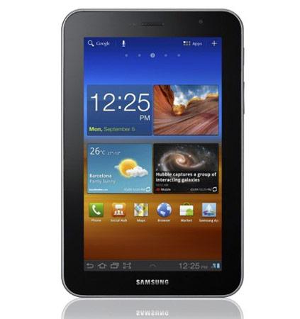 Samsung выпускает планшет Galaxy Tab 7.0 Plus