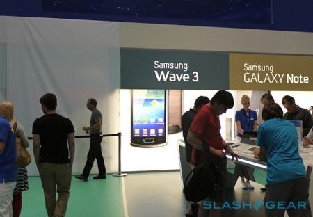 Samsung вынудили убрать новый планшет с выставки IFA