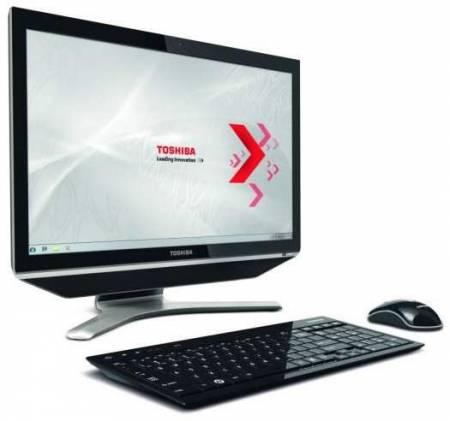 ����������� �� Toshiba Qosmio DX730