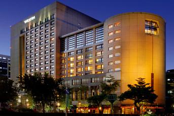 Гостиница Westin Taipei
