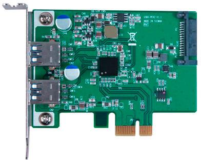 ����� ���������� I-O Data USB3-PEX2S � ����� ������� USB 3.0 ������������� ��� ��������