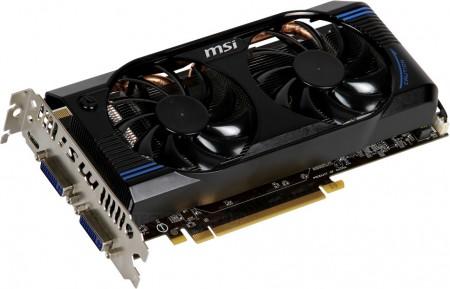 ���������� MSI GeForce GTX 560 SE
