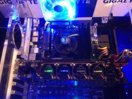 Видеокарта GIGABYTE GeForce GTX 680 SuperOverclock