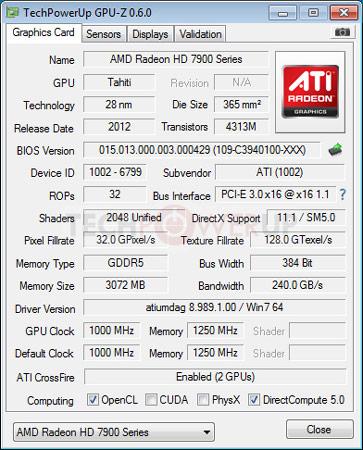 В Сети появилось изображение и спецификации 3D-карты AMD Radeon HD <a href=