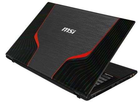 ������� ������� ��������� MSI GE60 � GE70 ����� ��������������� ���������� Intel Core �������� ���������