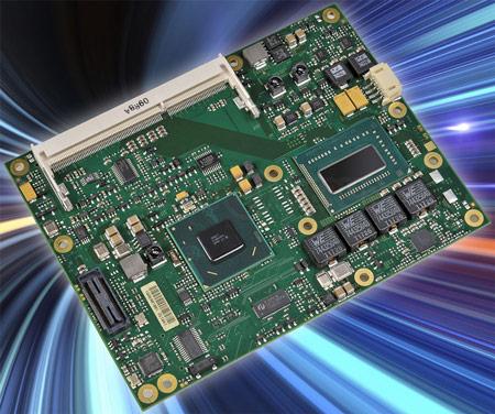 � MSC ������ ������ ������ COM Express �� ��������������� ����������� Intel Core �������� ���������