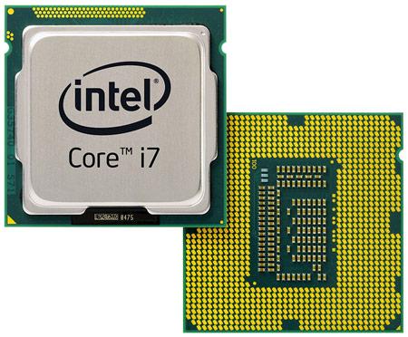 Процессоры Intel Core третьего поколения представлены официально