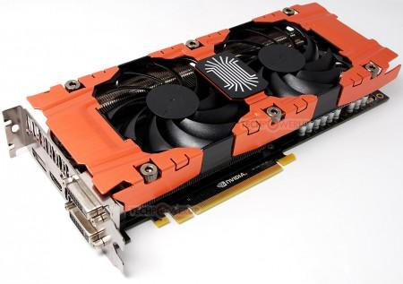 Видеокарта Inno3D GeForce GTX 680 TwinFan