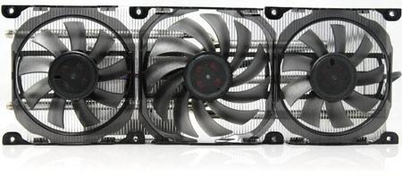 У 3D-карты Inno3D GeForce GTX 680 iChill «Ice Dragon» будут «настраиваемые» вентиляторы