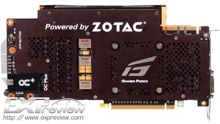 О сроке появления 3D-карте ZOTAC GTX 680 Extreme Edition в продаже и ее цене пока данных нет