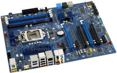 Системная плата Intel DZ77BH-55K