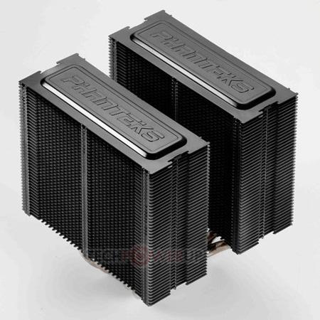 Phanteks TC14PE_BK — чёрный процессорный охладитель