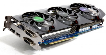 ���������� GIGABYTE GTX 680 WindForce 3X OC