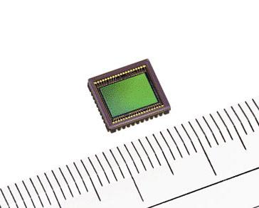 У Sharp готов датчик изображения для компактных камер разрешением более 20 Мп
