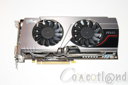 Видеокарта MSI N680GTX Twin Frozr 2GD5/OC