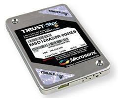 Microsemi ��������� � ����������� SSD TRRUST-Stor � ��������� �������� SATA