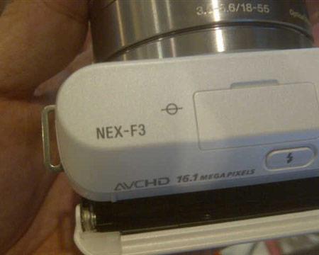 ���� ���: ������ ���������� ������������� ������ Sony NEX-F3