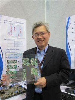 Lin Che-wei, президент ASMEDIA Technology