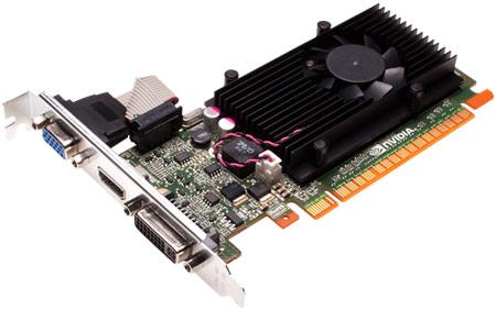 ����������� NVIDIA ���������� 3D-������� GeForce GT 620 � GeForce 605