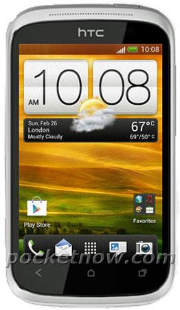HTC Golf, он же Wildfire C