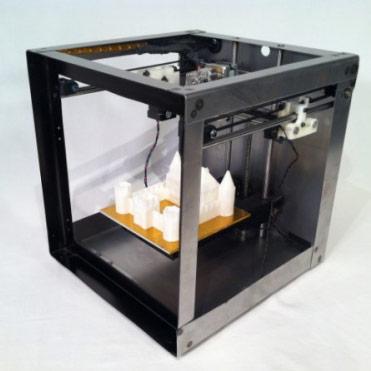 На 3d принтер solidoodle стоимостью 499