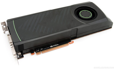 ������ GeForce GTX 580 ���������