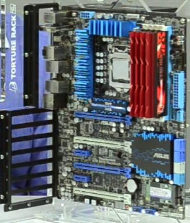 ASUS готовит к выпуску системную плату P8Z77-V Premium, комплектуемую SSD