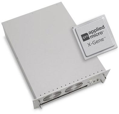 AppliedMicro �������� ������ web-������� �� ������ � ���� 64-��������� ���������� ARM