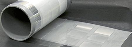 Специалисты TRADIM создали гибкий жидкокристаллический дисплей, рассчитанный на изготовление рулонным методом