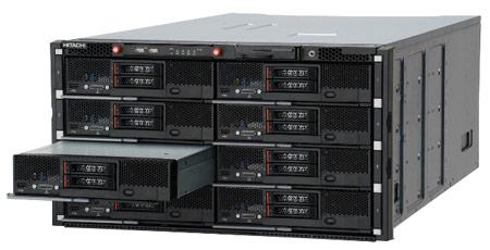 Hitachi Compute Blade 500 - первый сервер Hitachi Data Systems на процессорах Intel Xeon E5-2600