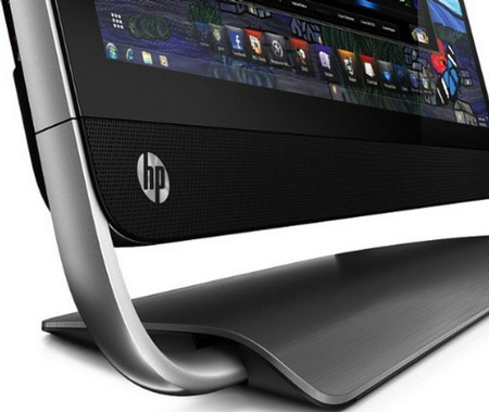 HP использует процессоры Ivy Bridge в новых настольных ПК