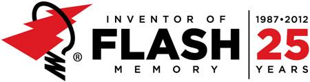 Toshiba отмечает 25 лет изобретения флэш-памяти типа NAND