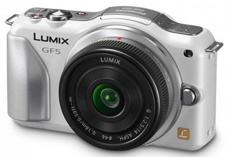 Lumix DMC-GF5