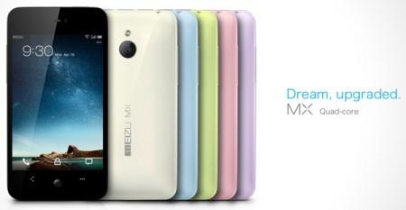 Смартфон Meizu MX Quad-core