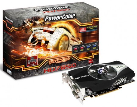���������� PowerColor PCS+ HD7850