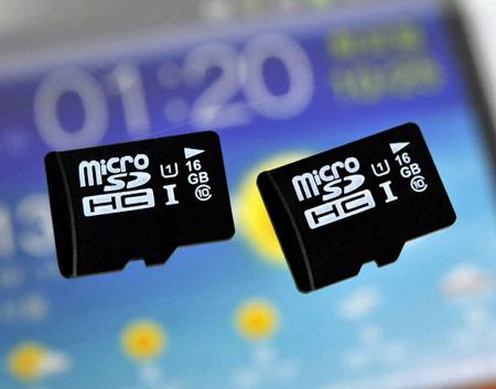 Samsung приступает к выпуску карт памяти microSD UHS-I, развивающих в режиме чтения скорость до 80 МБ/с