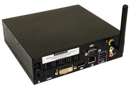 Stealth.com использует в мини-ПК LPC-680 LittlePC процессоры Intel Core второго поколения