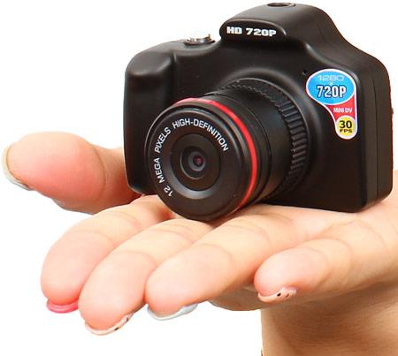 Thanko выпускает «масштабную модель» зеркальной камеры — Mame Cam XL DSLR