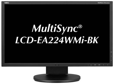 NEC MultiSync LCD-EA224WMi