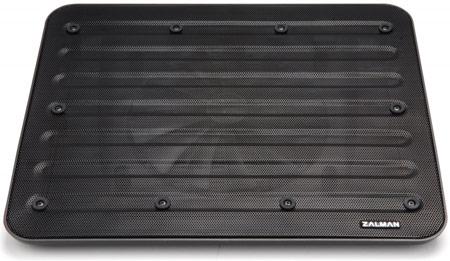 Охлаждающая подставка Zalman ZM-NC3 подходит для 17-дюмовых ноутбуков