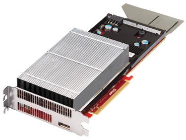 AMD представила FirePro S9000 и S7000 — «самые мощные серверные графические карты»