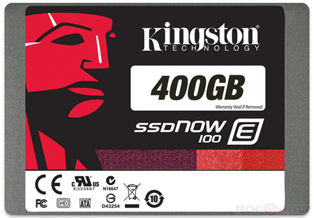 SSDNow E100