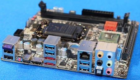 EVGA оснащает интерфейсом Thunderbolt плату типоразмера mini-ITX