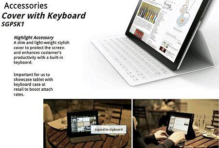 Sony Xperia Tablet: ����������