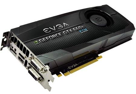 EVGA GeForce GTX 660 Ti