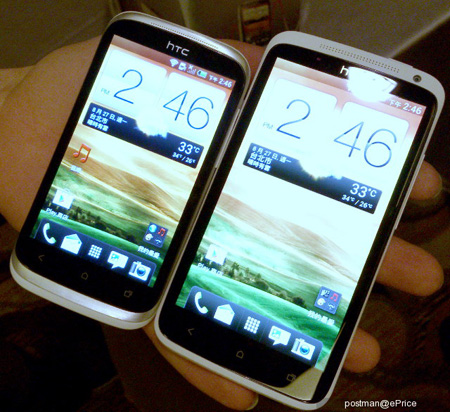 HTC Proto � ��������� � HTC One X