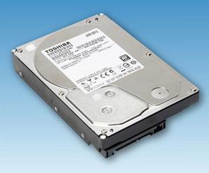 Toshiba DT01ACA объемом 3 ТБ